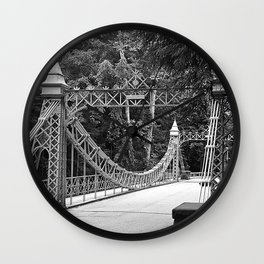 YOUNGSTOWN Wall Clock