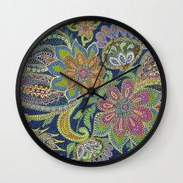 """Maitri"" (Love) Wall Clock"
