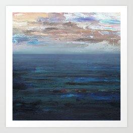 Vast Horizon Art Print