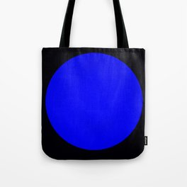 blue hole Tote Bag