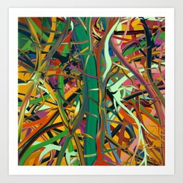Wired #17 (2016) Art Print