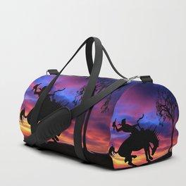 Cowboy Duffle Bag