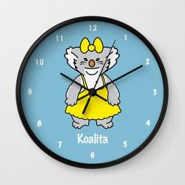 Koalita Wall Clock