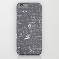 Maths iPhone 6s Slim Case