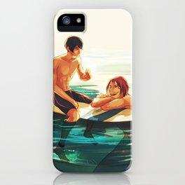 rinharu iPhone Case