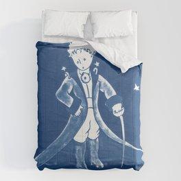 Little Prince Cyanotype Comforters