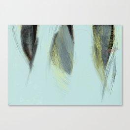 Morceaux/Pieces 9 Canvas Print