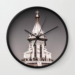 Cupola Wall Clock