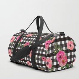 Bingham+Floral Duffle Bag