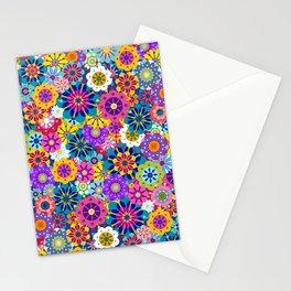 Retro Garden Stationery Cards