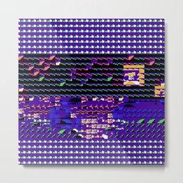 > NES V2 Metal Print