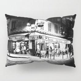 Café le Nazir (Montmartre; Paris) Pillow Sham