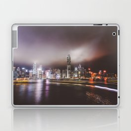 Night city 5 Laptop & iPad Skin