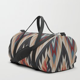 American Native Pattern No. 11 Duffle Bag