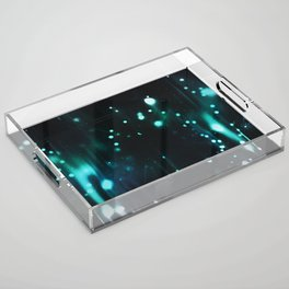 Space Art #4 Acrylic Tray
