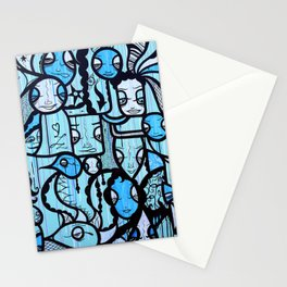Survival Stationery Cards