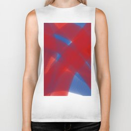 arcs, abstract 1 Biker Tank