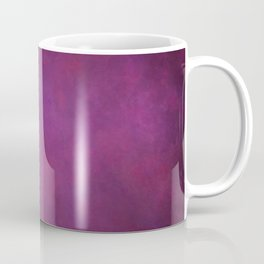 Abstract Soft Watercolor Gradient Ombre Blend 11 Purple Fuchsia Coffee Mug