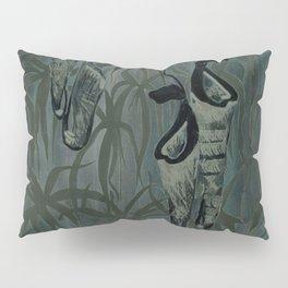 Dangling Plants Print Pillow Sham