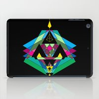 gnome iPad Cases featuring GNOME [ black ] by 23rd Dimension