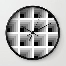 dubina Wall Clock
