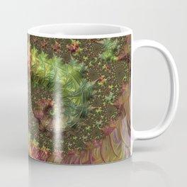Fractal Spirals Coffee Mug