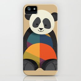 Giant Panda iPhone Case