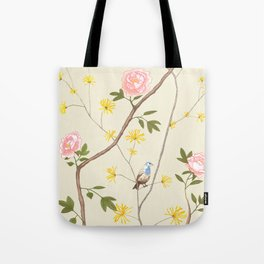 Jenny Chinoiserie  Tote Bag