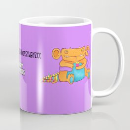 The GorgledeeFuzzwoopsydayzee Coffee Mug