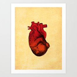 Life ! Art Print