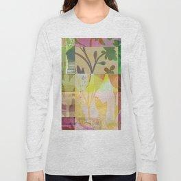 Perennials at Dusk Long Sleeve T-shirt