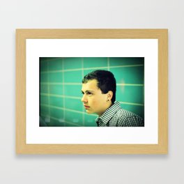 Gravitas Framed Art Print
