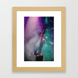 Chris Martin 03 Framed Art Print