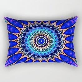 Miracles Mandala Rectangular Pillow