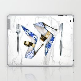 No Carbs for Dinner: Exotic Laptop & iPad Skin