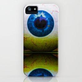 Eye to Eye iPhone Case