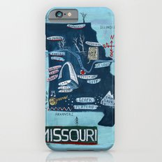 MISSOURI iPhone 6s Slim Case