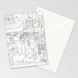 Make America Kinda Again Stationery Cards