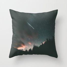 Stars II Throw Pillow