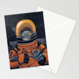 Space Goblin Stationery Cards