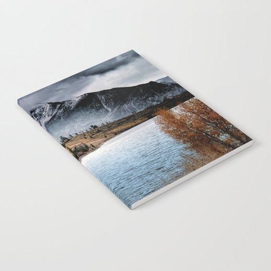 October Morning Notebook