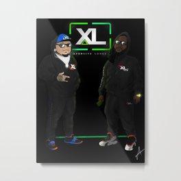 Bagboy XL Metal Print