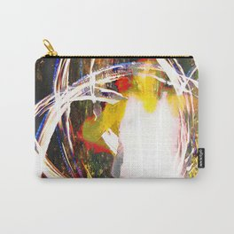 Circles of Light Carry-All Pouch