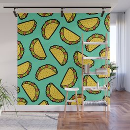 It's Taco Time! Wall Mural