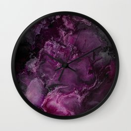 Yet Another Wrinkle in Time Wall Clock
