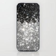 Chevron Universe iPhone & iPod Skin
