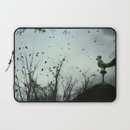 The Rooster's Call Laptop Sleeve