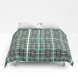 plaidish Comforters
