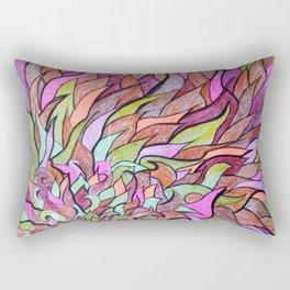 FUEGO INTERNO Rectangular Pillow