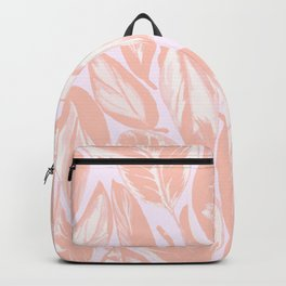 Calathea pale Backpack